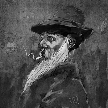 Claude Monet by Jim Vance