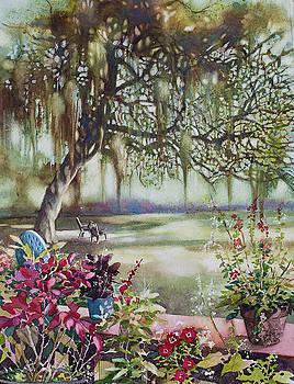Claudette's Paradise by Judith Hallbeck Meyeraan
