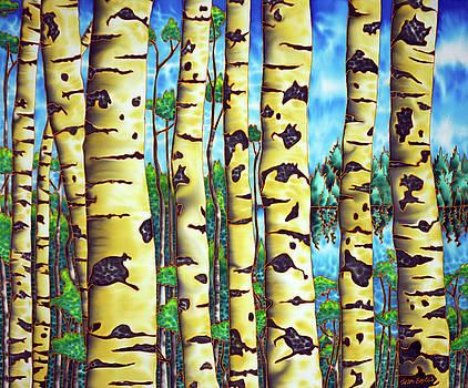 Clay Bank Birch by Daniel Jean-Baptiste