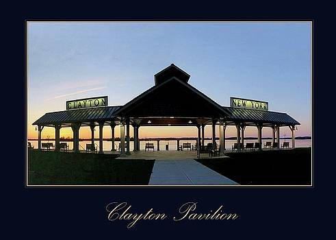 Clayton Pavilion by Dennis McCarthy