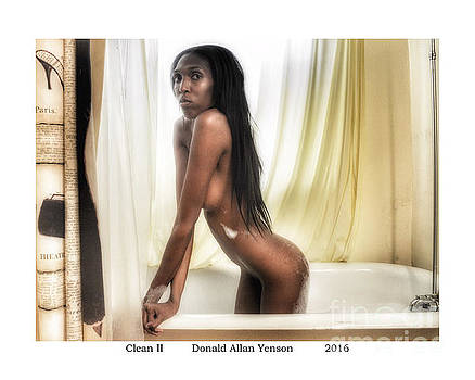 Clean II by Donald Yenson