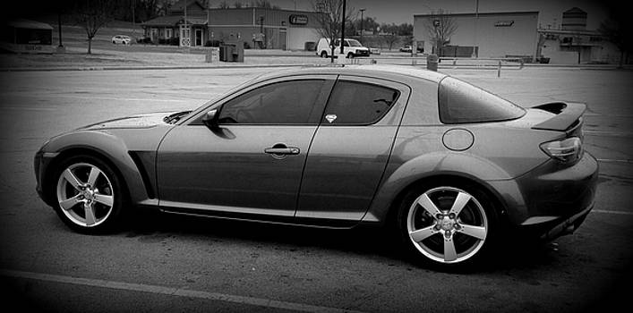Clean RX8 by Emily Spivy