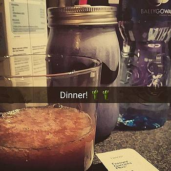 #clean9 #foreverliving #dinner #aloe by Natalie Anne