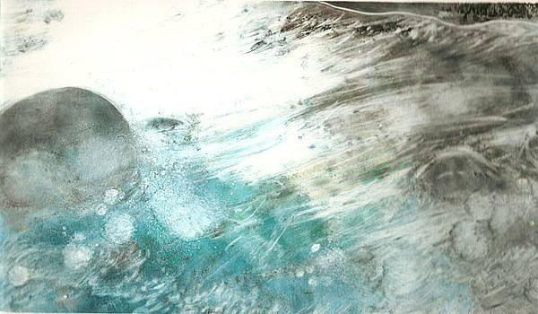Cleansing Wave by Deb Stroh Larson