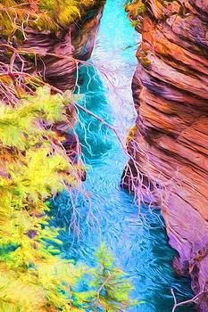 Clear Alpine Water by Judy Wright Lott