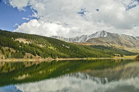 James Steele - Clear Creek Reservior. CO