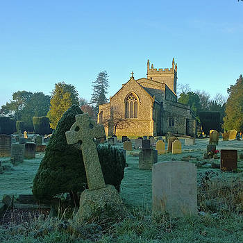 Clear Light in the Graveyard by Anne Kotan