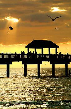 Sam Davis Johnson - Clearwater Pier