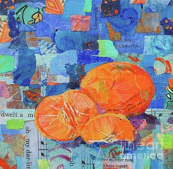 Clementines by Patricia Henderson