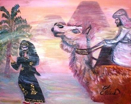 Cleo by Helena Bebirian