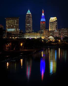 Cleveland during the RNC by Matt Shiffler