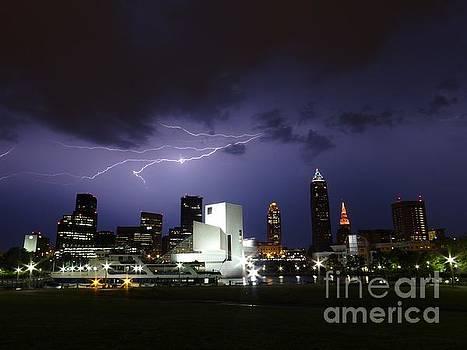Mike Bruckman - Cleveland Lightning