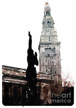 Cleveland Reach for the Sky by Janet Dodrill