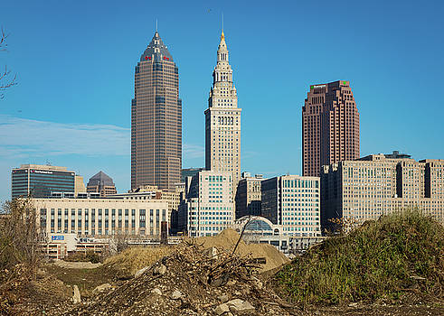 Cleveland by Tim Fitzwater