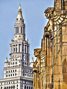 Mike Bruckman - Cleveland Twins and Terminal Tower