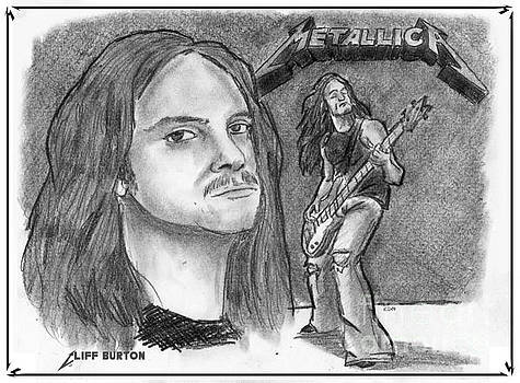 Chris  DelVecchio - Cliff Burton