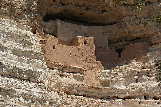 Cliff Dwelling by Robert Rodda