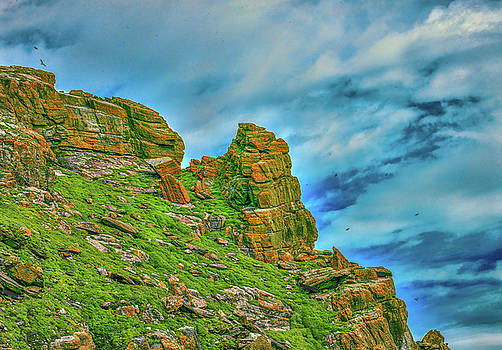 Cliff #h0 by Leif Sohlman
