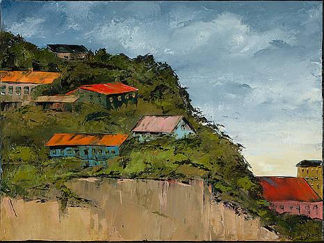 Cliff Homes by Carolyn Doe