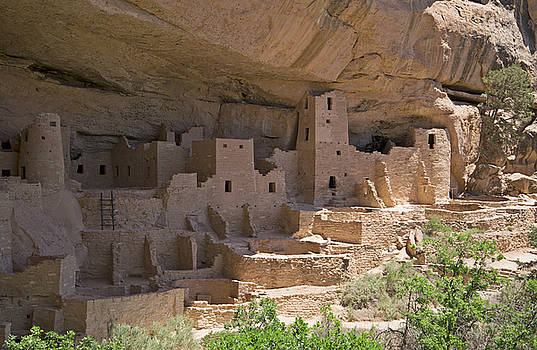 Cliff Palace by Robert Brusca