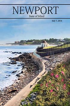 Cliff Walk by Robin-Lee Vieira