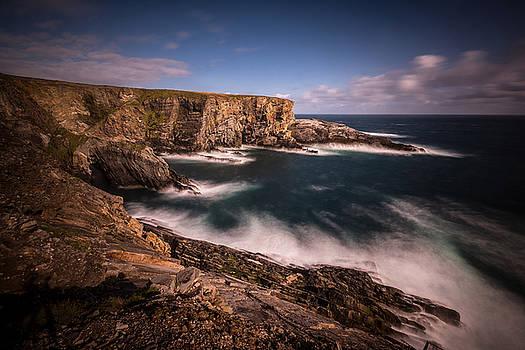 Cliffs 4 by Jan Schwarz