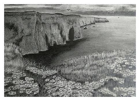 Cliffs of Mohr by John Prenderville