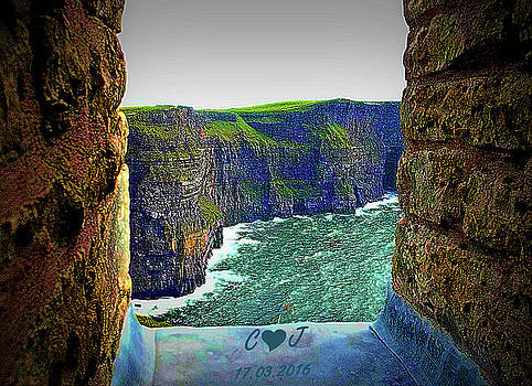 Cliffs Personalized by Tara Potts