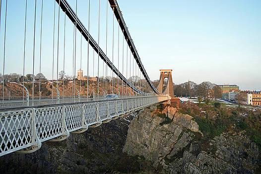 Clifton Bridge by Bishopston Fine Art