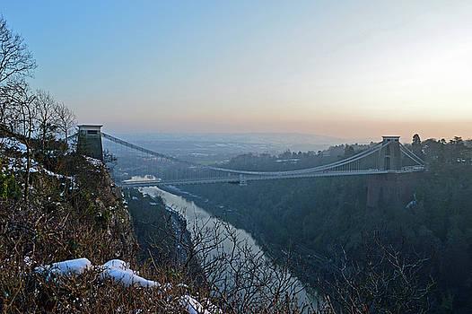 Bishopston Fine Art - Clifton Suspension Bridge