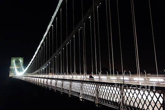 Clifton Suspension Bridge by C Lythgo