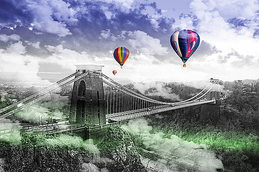 Clifton SuspensionBridge by Alex Hardie