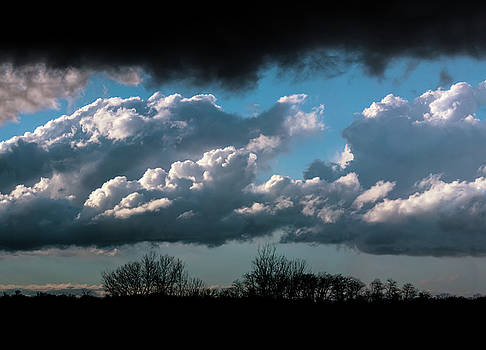 Climatic Cloudscape by William Cruz