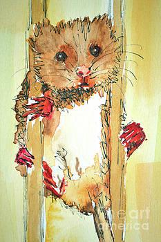 Climbing Mouse by Lynda Cookson