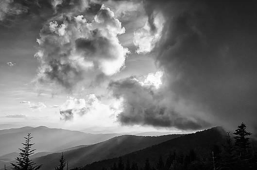 Clingmans Centennial Clouds by Kristina Plaas