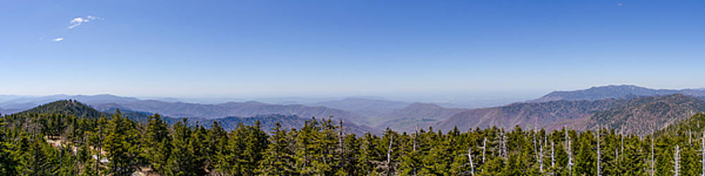 Clingmans North and West by Kristina Plaas