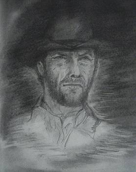 Clint Eastwood by Covaliov Victor