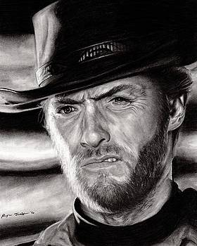 Clint Eastwood by Ryan Jacobson