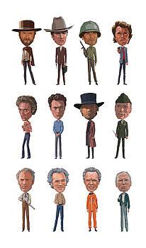 Clint by Mitch Frey