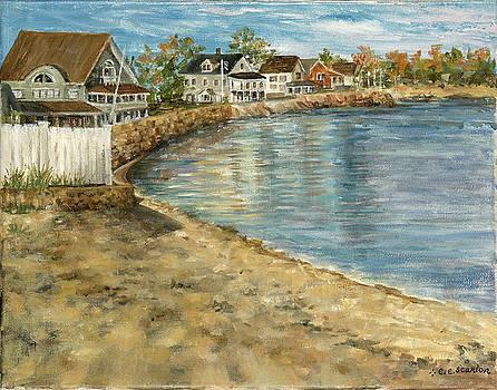Clinton Shore by E E Scanlon