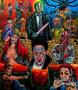 Clive Barker's Nightbreed by Jose Mendez