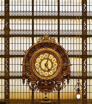 Mick Burkey - Clock Dorsay Museum