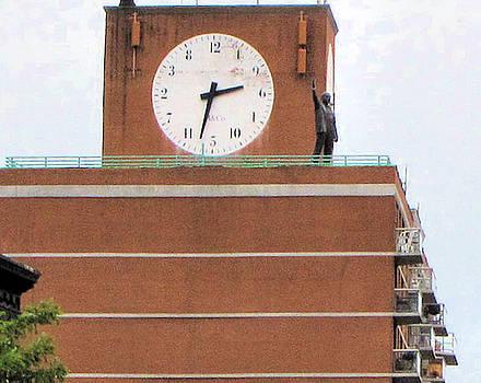 Clock Dyslexia by Deb Ingram