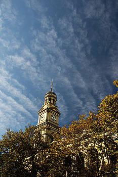 Clock Tower by Cassandra NightThunder