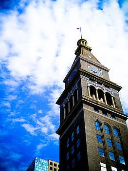 Clocktower by Stacy Frank