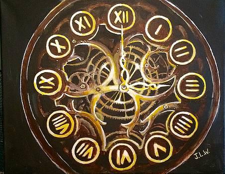 Clockwork by Justin Lee Williams