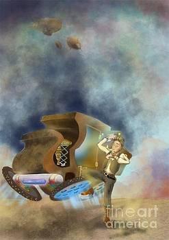 Clockwork Travel by Mark Northcott