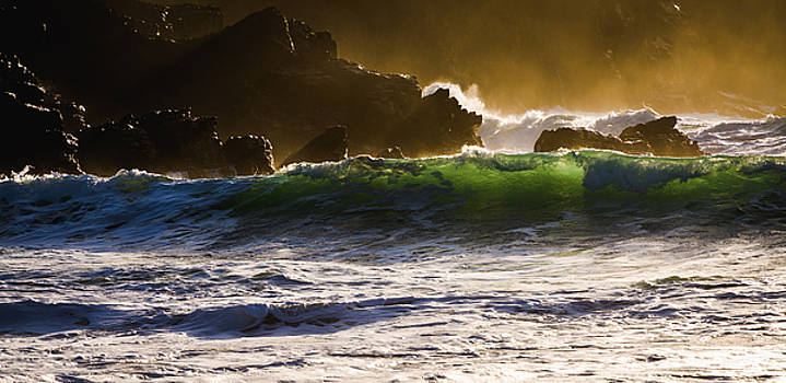 Clogher Beach by Florian Walsh