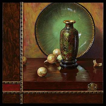 Cloisonne   by Bruno Capolongo