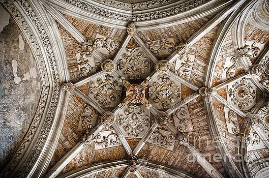 RicardMN Photography - Cloister Vault In Leon Cathedral - 2